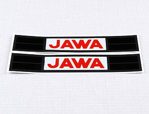 Fuel tank sticker set 160x30mm (Babetta 207) /