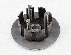 Clutch center hub (Jawa, CZ 125,175) /