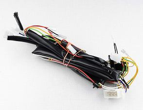 Electro cables, main harness - for VAPE ignition (Jawa 638-640) /