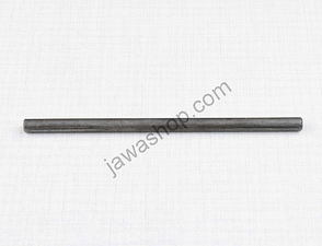 Clutch operating rod 100mm (Jawa, CZ) /