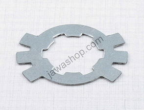 Lock of drive sprocket nut (Jawa, CZ Kyvacka) /