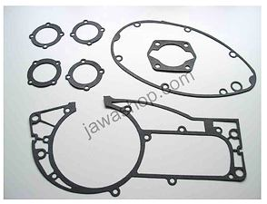 Engine gasket set (CZ 125 B,T) /