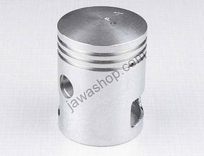 Piston 58.00 - 60.00mm, pin 16mm - RIGHT, ALMET (Jawa 350 - 6V) /