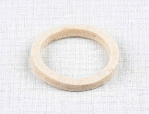 Felt of rear chain wheel bearing 33/41x4mm / Jawa, CZ
