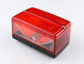 Tail lamp - type Saturnus (Jawa 638-640) /