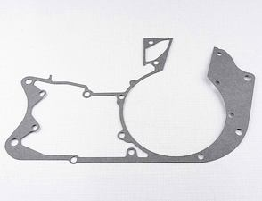 Gasket of crankcase 0.5mm (CZ 450, 453) /