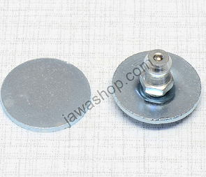 Cover of rear swing fork axle set (Jawa Pionyr 550, 555) /