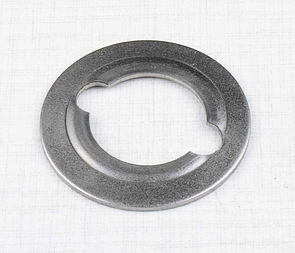 Arresting plate of wheel bearing spacer / Jawa, CZ