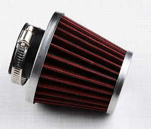 Air filter Sport D35 - straight (Jawa, CZ) /