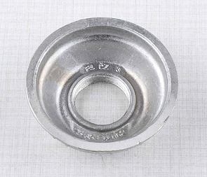 Nut of carburetor cover - 62mm/22mm (Jawa, CZ Kyvacka) /