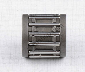 Needle roller bearing 16-20-20mm - upper (Jawa 350, CZ) /