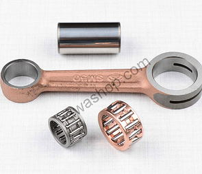 Connecting rod - piston pin 14mm (Babetta 207,210) /