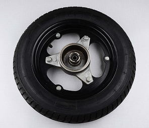 "Front wheel 10"" with tyre 10"" - 3.00 (Stella) /"