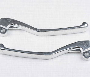 Brake and clutch lever set (Jawa 634-640) /