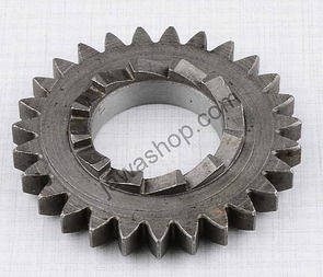 Start wheel of clutch hub - 27t / CZ 125,175,250