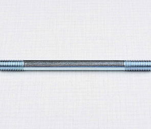 Stud bolt of cylinder M10x138mm (Jawa 350 - 6V) /