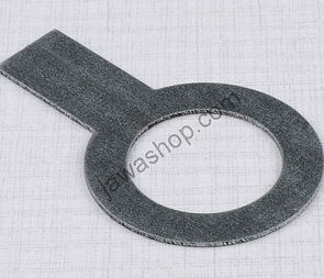 Lock of steering nut (Jawa Pionyr 21, 23) /