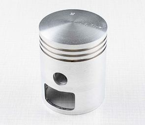 Piston 65.00 - 67.00mm, pin 15mm, ALMET / Jawa 250 Kyvacka