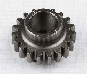 Wheel of gears 19t (Jawa 634-640) /
