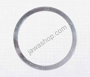 Gasket of head 72x84x0,5mm (Al) (Jawa 250  Kyvacka) /