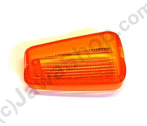 Blinker glass - square (Jawa 640) /