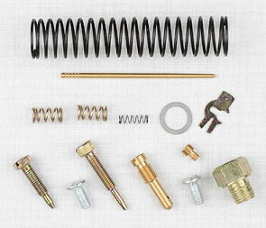 Carburetor repair kit (Jawa 250, 350 Kyvacka) /