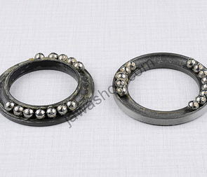 Ball bearing steering set (Jawa Bizon) /