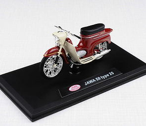 1:18 scale model Jawa 50 Pio type 20 /