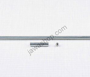 Clutch operating rod set (Jawa 50 Pionyr) /
