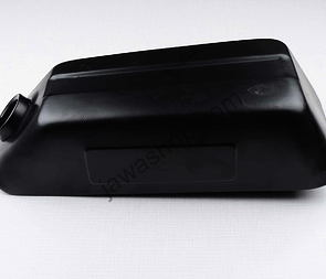 Fuel tank - black painted (Babetta 210) /