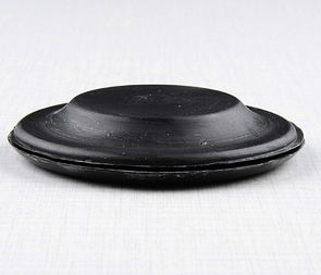 Rubber of rear prismatic reflector (SK) (Jawa, CZ) /