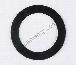 Sealing ring of filler cap 58x83x3mm (Jawa, CZ Kyvacka) /