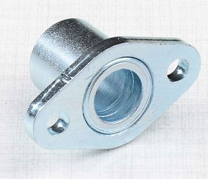 Flange of carburetor Dellorto (Babetta 207, 210) /