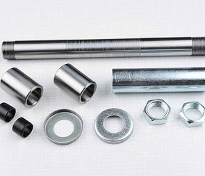 Axle of rear swing fork set (Jawa 634-640) /